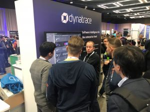 Pic of KubeCon 2018 - Seattle