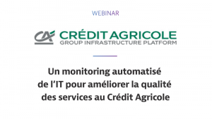 Webinar Crédit Agricole GIP