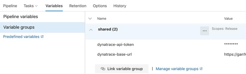 Get started integrating Dynatrace into your Azure DevOps release