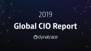 2019 Global CIO Report