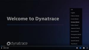 Dynatrace University 2020