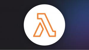 AWS lambda icon