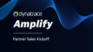 Dynatrace Amplify