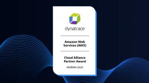 Cloud alliance partner award AWS