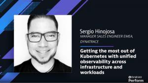 Sergio Hinojosa Kubernetes Monitoring