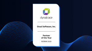 Partner of the year Orasi