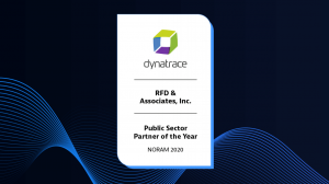 Public Sector Partner of the Year: RFD & Associates