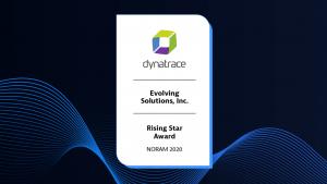 Rising Star Award: Evolving Solutions