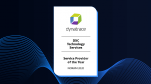 Service Provider of the Year: DXC Technology
