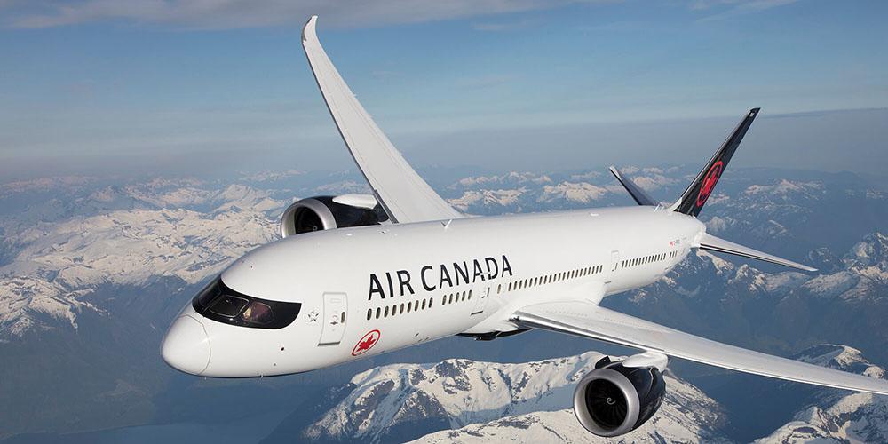Air Canada Cover