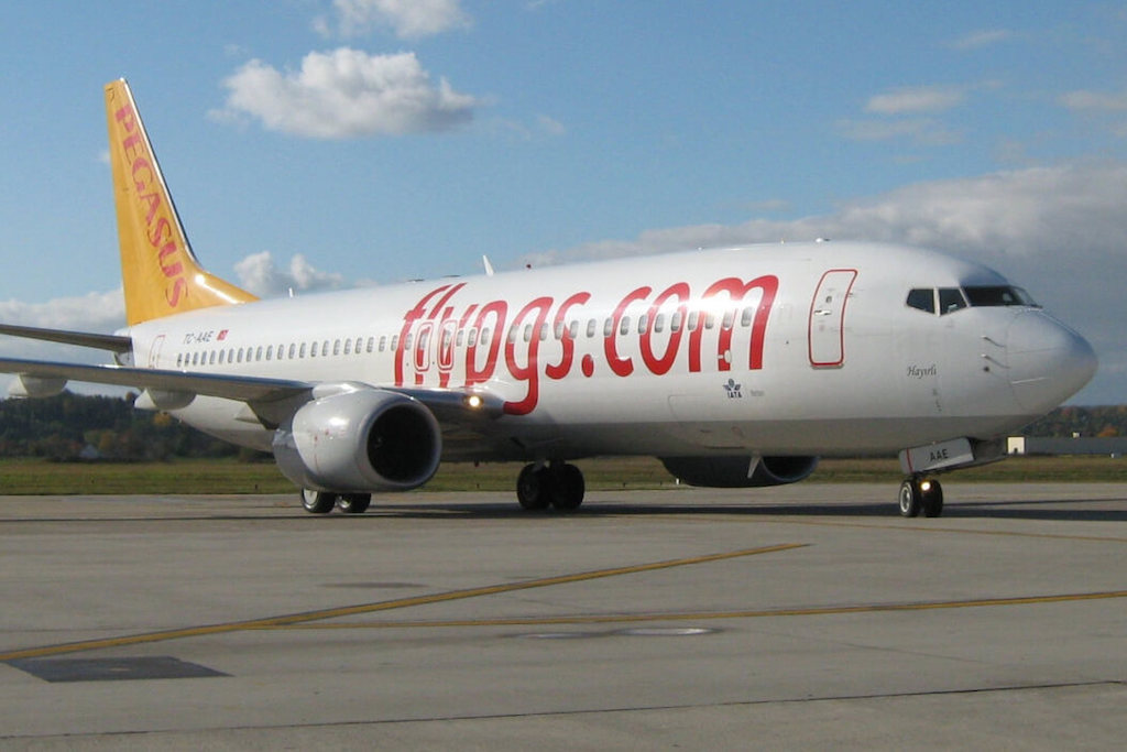Pegasus Airlines Cover