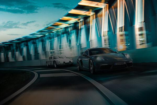 Porsche Informatik Cover
