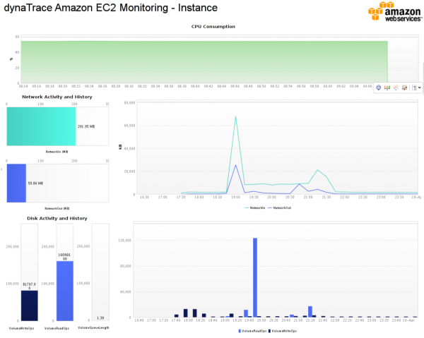 Extending the application monitoring capabilities to Amazon EC2, Microsoft Windows Azure, a public or private cloud enables the analysis of the performance impact of these virtualized environments on end user experience.