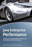 Java Enterprise Performance Cover