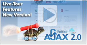 Dynatrace AJAX Edition 2.0 Demo Video available