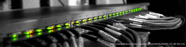 header image - networking