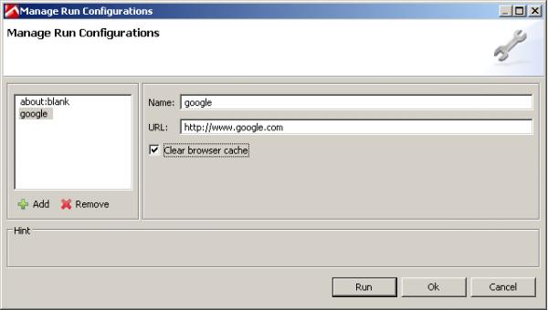 Manage your Web Site URLs